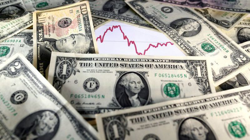 Dollar in Demand, Euro, Pound Under Pressure