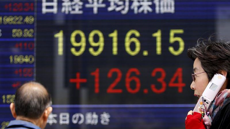 Asian Stocks Up Despite COVID-19 Uncertainty