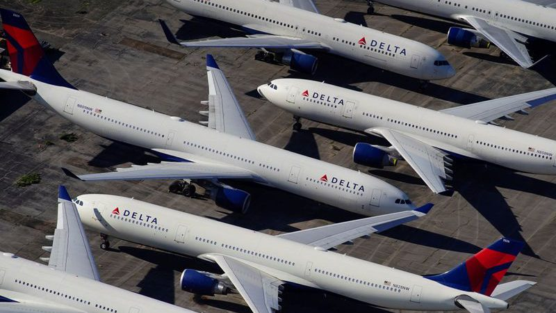 U.S. Treasury releases $2.9 billion in airline support, finalizes payroll agreements