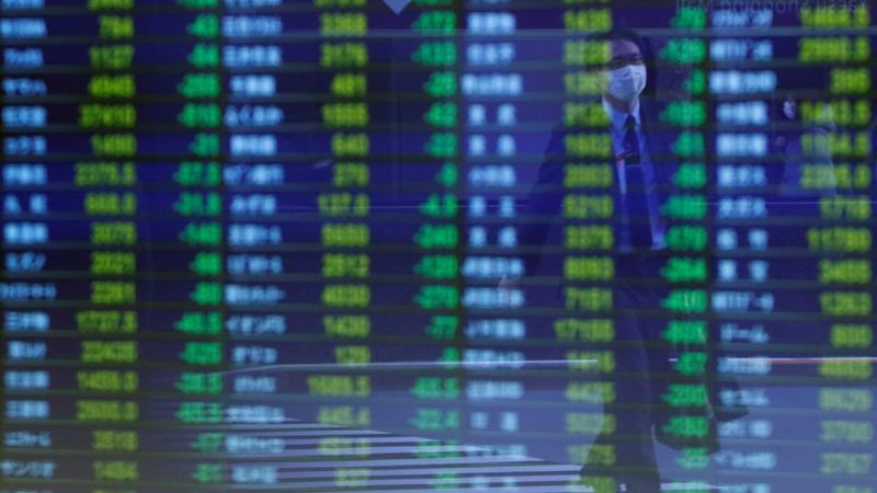 Asia stocks set to fall on Fed's dour outlook