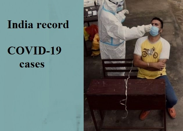 India records 92,070 COVID-19 cases and 1,136 deaths in a single-day; tally crosses 48-lakh mark
