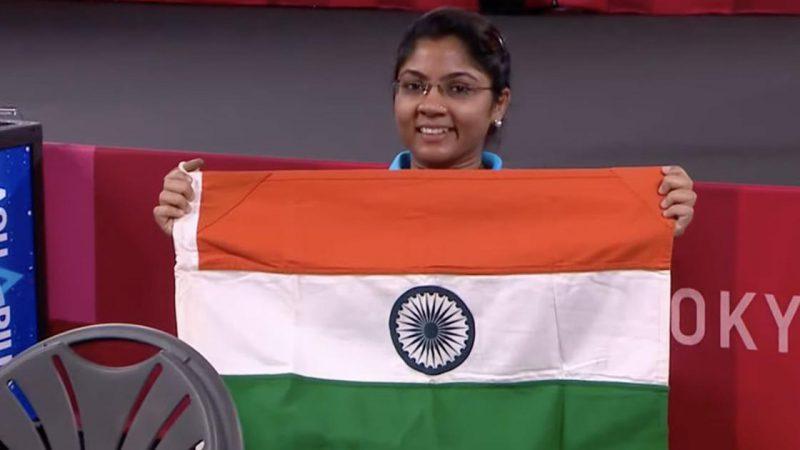 Tokyo Paralympics: India's Bhavinaben Patel wins silver medal